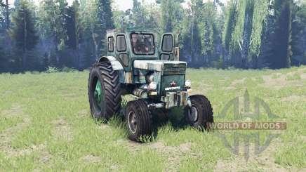 T 40АМ für Spin Tires