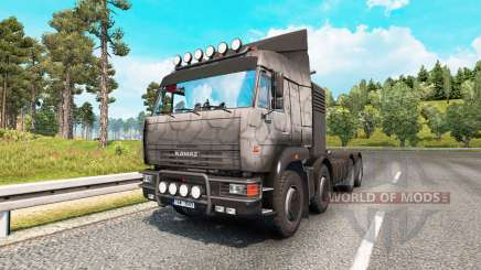 KamAZ-65201 v1.Zwei für Euro Truck Simulator 2