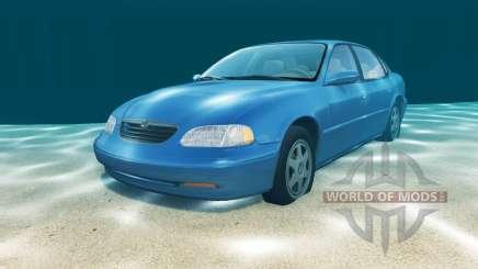 Ibishu Pessima waterproof v1.201 pour BeamNG Drive