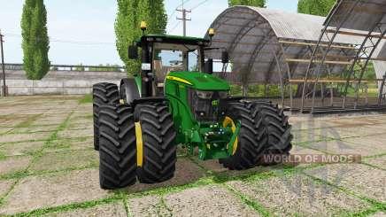 John Deere 6230R v4.0 für Farming Simulator 2017