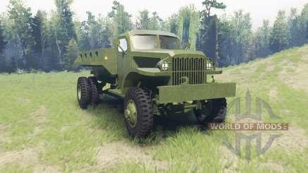 Chevrolet G-506 1942 für Spin Tires