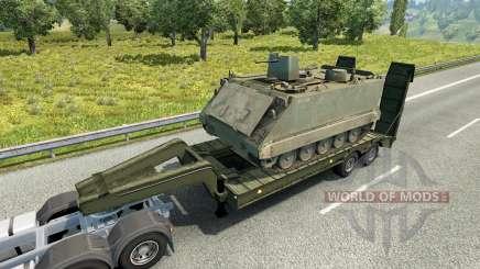 Military cargo pack v2.1 pour Euro Truck Simulator 2