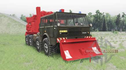 Tatra 813 pour Spin Tires