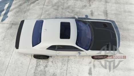 Dodge Challenger SRT Hellcat (LC) pour BeamNG Drive