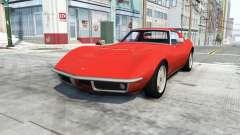 Chevrolet Corvette Stingray 1969 für BeamNG Drive