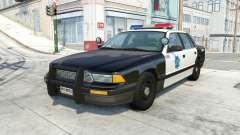 Gavril Grand Marshall san francisco police v1.1 für BeamNG Drive
