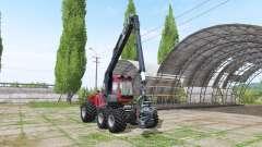 Komatsu 941 pour Farming Simulator 2017