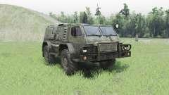 GAZ 3937 Vodnik v2.0