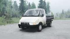 GAZ 3302 Gazelle pour MudRunner