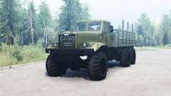 KRAZ 255 für MudRunner