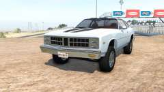 Bruckell Moonhawk off-road v1.2 pour BeamNG Drive