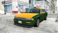 Gavril Grand Marshall belasco cab