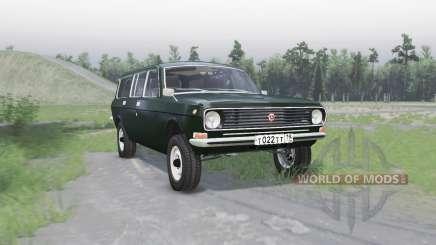 GAZ 24-12 Volga v1.1 pour Spin Tires