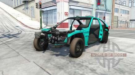 Ibishu 200BX stripped pour BeamNG Drive