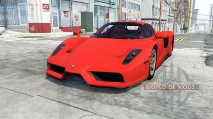 Ferrari Enzo pour BeamNG Drive