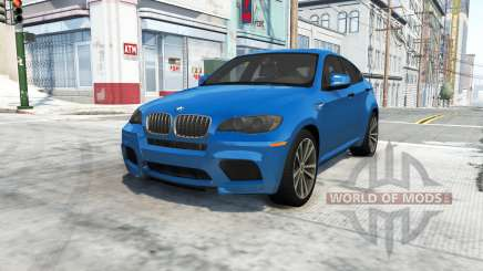 BMW X6 M (Е71) pour BeamNG Drive