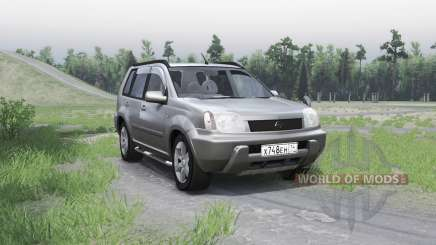 Nissan X-Trail (T30) pour Spin Tires