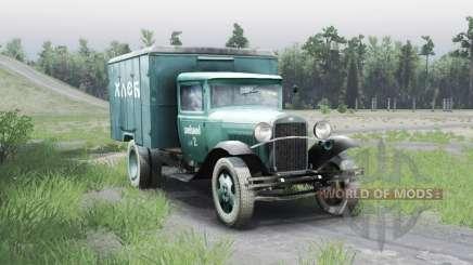 GAZ AA glebovs pour Spin Tires