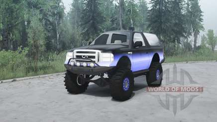 Ford Excursion pour MudRunner