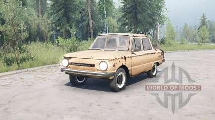 ZAZ 968M für MudRunner