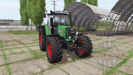 Fendt 820 Vario TMS v1.3 pour Farming Simulator 2017