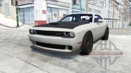 Dodge Challenger SRT Hellcat (LC) pour BeamNG Drive