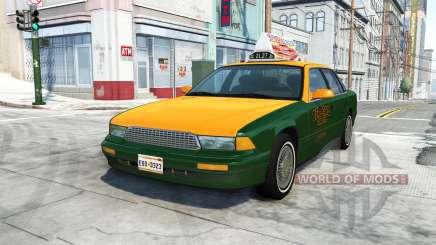 Gavril Grand Marshall belasco cab pour BeamNG Drive