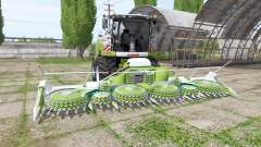 CLAAS Jaguar 980 v2.0 für Farming Simulator 2017