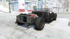 Burnside Special rat rod v2.1 pour BeamNG Drive