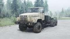 Kraz-260V pour MudRunner