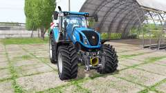 New Holland T7.290 v1.1 für Farming Simulator 2017