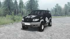 UAZ Patriot (3163 dns_event_unknown_service_port