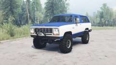 Dodge Ramcharger 1982