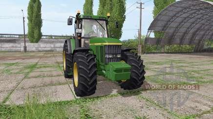 John Deere 7710 v2.0 pour Farming Simulator 2017