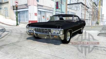 Chevrolet Impala 1967 pour BeamNG Drive