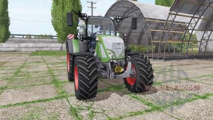 Fendt 514 Vario SCR v2.0 für Farming Simulator 2017