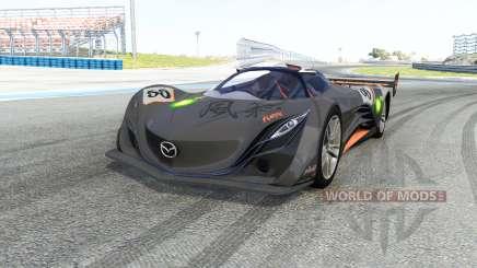 Mazda Furai concept 2008 pour BeamNG Drive