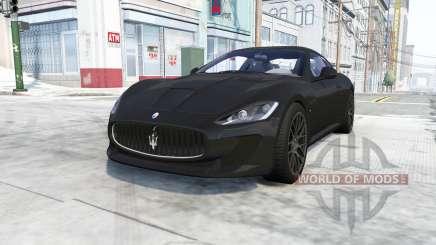Maserati GranTurismo MC Stradale pour BeamNG Drive