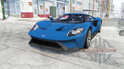 Ford GT 2017 pour BeamNG Drive
