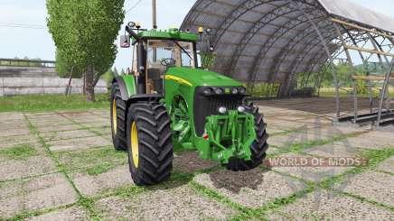 John Deere 8220 v4.0 pour Farming Simulator 2017