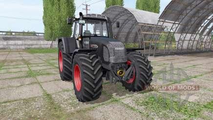 Fendt Favorit 920 Vario v2.0 pour Farming Simulator 2017