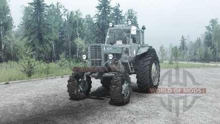 MTZ 82 Biélorusse pour MudRunner