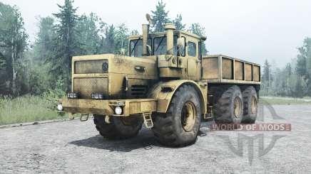 Kirovets K-701M 6x6 für MudRunner