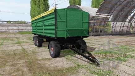 Vasonzo 18t pour Farming Simulator 2017