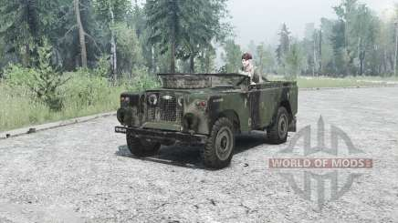 Land Rover Series II pour MudRunner