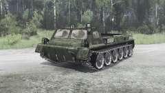 GAS 71 (GT-CM) für MudRunner