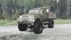 GAZ 52 4x4 pour MudRunner