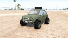 Fiat 126p v9.0 für BeamNG Drive
