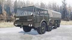 Tatra T813 TP 8x8 pour MudRunner
