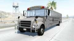 Dansworth D1500 (Type-C) state prison bus